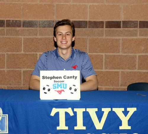 canty signs with smu